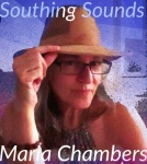 Soothin sounds photo with hat