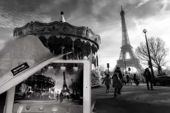 iPad and Paris